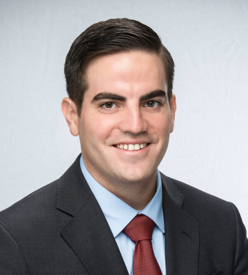Ernest Holtzheimer '12, M'13 Selected as American Bar Association Business Law Fellow